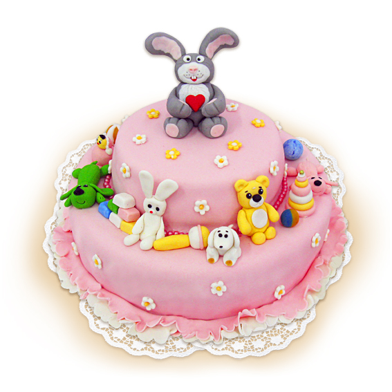 Деткие картинки торт